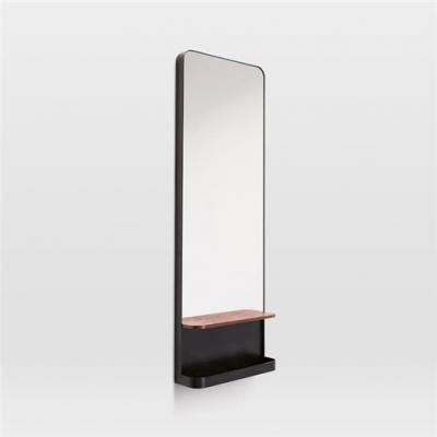Metal full length mirror