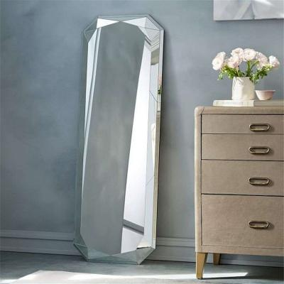 Full design frameless mirror